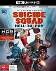 Suicide Squad: Hell To Pay (2018) (4K Ultra HD/ Blu-Ray) (Region B) New Release