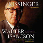 Kissinger by Walter Isaacson 2013 Unabridged CD 9781482911787