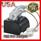 Rechargeable Pair Digital Hearing Aids Sound Amplifier Personal Ear Value Usb Us