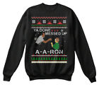 One-of-a-kind Ya Done Messed Up A-a-ron Sweater Hanes Unisex Crewneck Sweatshirt