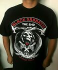 NEW!! BLACK SABBATH THE END WORLD TOUR PUNK ROCK T SHIRT MEN'S SIZES image
