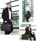 "Laptop Shoulder Bag 18.4"" Briefcase Carry Notebook Waterproof Makbook Black"