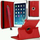 Leather 360 Rotating Smart Stand Case Cover For Apple iPad air 4 3 2 mini