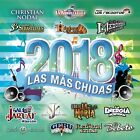 Las M s Chidas del 2018 By Various Artists Audio CD New Release 2018 BEST SELLE