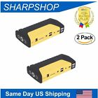 58800mAh Portable Car Starter Booster Battery Charger Power Bank 1-100 LOT US HO