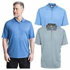 Trespass Maraba Mens Antibacterial Polo Top Golf Shirt