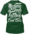 Mechanic Dads - Awesome Have I At Toos And Cool Cars Hanes Tagless Tee T-Shirt