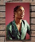 KX608 Hot Asap Rocky New Custom Rap  Music Print 20x30 24x36 40in Silk Poster