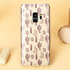 Cactus Soft TPU Ultra Slim Cover Case For Galaxy S9 S9+ S8 Plus Note 8 - EB10110