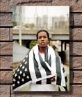KX527 ASAP ROCKY - American Rapper Hot Music Star Print 20x30 24x36 Silk Poster