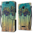For Alcatel Dawn 5027/ Acquire/ Streak/ Ideal Luxury Flip Wallet Case Cover