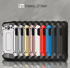 Hybrid Rugged Case Shockproof Protective Phone Cover For Samsung Galaxy J7 Neo