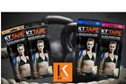 KT Tape Original Cotton Kinesiology  Fitness Tape -Twin Pack Precut Strips