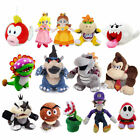brother rabbit - Super Mario Bros. Plush Toy Stuffed Doll Soft Animals Kid Gift Collection