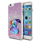 Unicorn Glitter Design Phone Hard Case Cover Skin For Various Mobiles 13