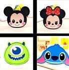 DISNEY NOVELTY COASTER SILICONE MICKEY OR MINNIE MOUSE STITCH MIKE MONSTERS INC