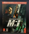 Mission: Impossible - Operation Surma Prima's Official Strategy Guide (PS2/Xbox)