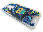 Glitter Motion Liquid Cover Phone Case For Alcatel Raven A574BL