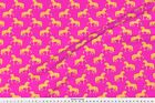 Friesian Horse Orange P Horse Fabric Fresian Fabric Printed by Spoonflower BTY