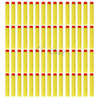 60pcs Nerf Gun Soft Refill Bullets Darts Round Head Blasters For N-Strike Toy <br/> ✔FAST DELIVERY✔1000+ SOLD✔BEST PRICE &pound;2.99✔