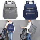 Big Power Mummy Multifunctional Backpack Baby Maternity Nappy Diaper Bags