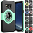 Shockproof Magnet Case with Stand Holder For Samsung Galaxy S8 S8+ Note 8 J7J5J3