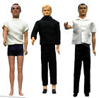 "1965 JAMES BOND MAN FROM UNCLE 12"" gilbert spy figure -- SHIRT PANTS PISTOL COAT $13.46 USD"