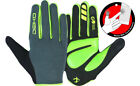 TOUCH SCREEN FULL FINGER BICYCLE MOUNTAIN BIKE GLOVE
