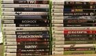 Video Games - Microsoft XBOX 360 Video Games Lot! Pick 1 or More! Complete Game Titles!