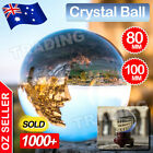 Clear K9 Crystal Photography Lens Ball Photo Prop Background Home Decor Gift