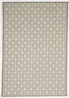 "5'3"" x 7'7"" Multicolor Machine Made Wool Rectangle Area Rug"