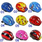KIDS CHILDRENS BOYS GIRLS CYCLE SAFETY HELMET BIKE BICYCLE SKATING SCOOTER GIFT