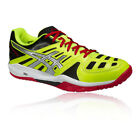 Asics Men's Gel-Fastball Indoor Court Badminton Sports Shoes Trainers Yellow