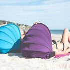 Portable Sun Beach Shader Personal Face Shade Outdoor Protection Camping Tent