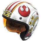 HJC IS-5 Star Wars X-Wing Fighter Three Quarter Mens DOT Motorcycle Helmets $237.9 CAD on eBay