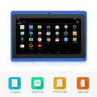 "Nice 7"" Android Google Tablet PC 8GB HDTouch Screen Camera WiFi Bluetooth"