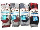 NEW 2-Pack DICKIES Steel Toe Thermal Cotton Crew SOCKS mens