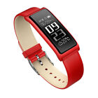 Smart Wristband Watch Activity Tracker Bracelet Heart Rate Monitor Touch Screen