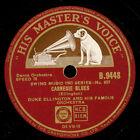 DUKE ELLINGTON ORCH. Carnegie Blues / The mood to be wooed       78rpm     X2182