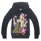 Внешний вид - Jojo Siwa Cute Kids Girl Long Sleeve Pullover Sweatshirt Hoodie Tops Shirt