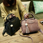 Women handbags, simple fashion flap, trend tassel woman messenger bag