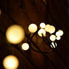Warm White 2.5M 72 LED Lihgts Decor Outdoor Wedding Shows Cane String Light Lamp