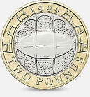 1999 - 2018 UK Commemorative £2 Pound Coins Circulated Coin Hunt