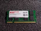 KOMPUTER BAY 2GB PC2-6400S DDR2-800 SO-Dimm Notebook #1029 <