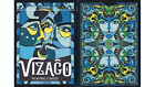 BRAND NEW CARDS - VIZAGO Lumino (Blue) Playing Cards