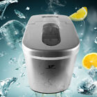 2.2L Countertop Portable Ice Maker for Home Bullet Ice cube Machine 12kg per day
