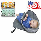 USA Portable Clean Hands Changing Pad 3-in-1 Diaper Clutch Changing Station !!
