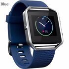 Colorful Silicone Replace Wristband Band Sport Strap For Fitbit Blaze Smart Wtch