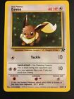 Eevee Non-Holo 2000 WOTC Pokemon Card 55/82 Rocket Set Top Loaded PLY-NM