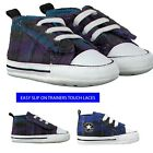 Baby Boys Girls Infants Toddlers Converse Chuck Taylor Easy Slip On Shoe Trainer